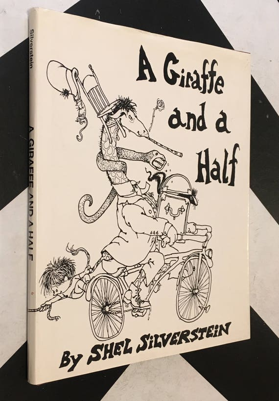 A Giraffe and a Half by Shel Silverstein (Hardcover, 1993)