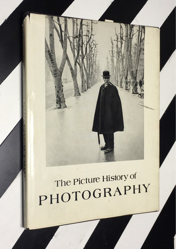 The Picture History of Photography: From the Earliest Beginnings to the Present Day by Peter Pollack (1977) hardcover book