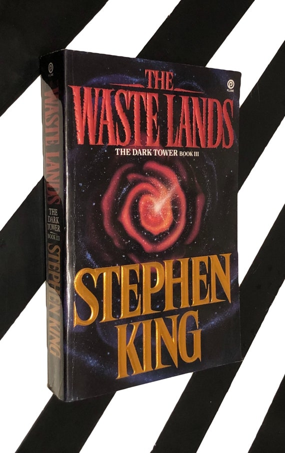 The Waste Lands by Stephen King (1992) softcover book