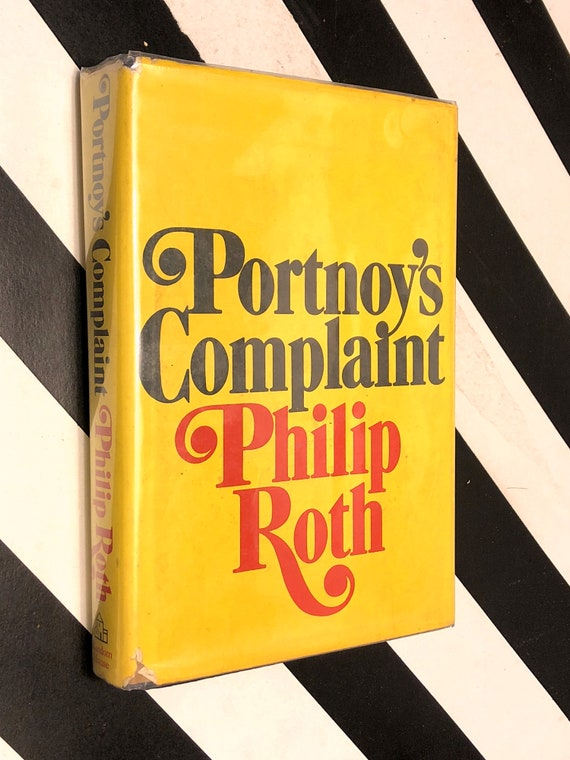 Portnoy's Complaint by Philip Roth (1969) first edition book