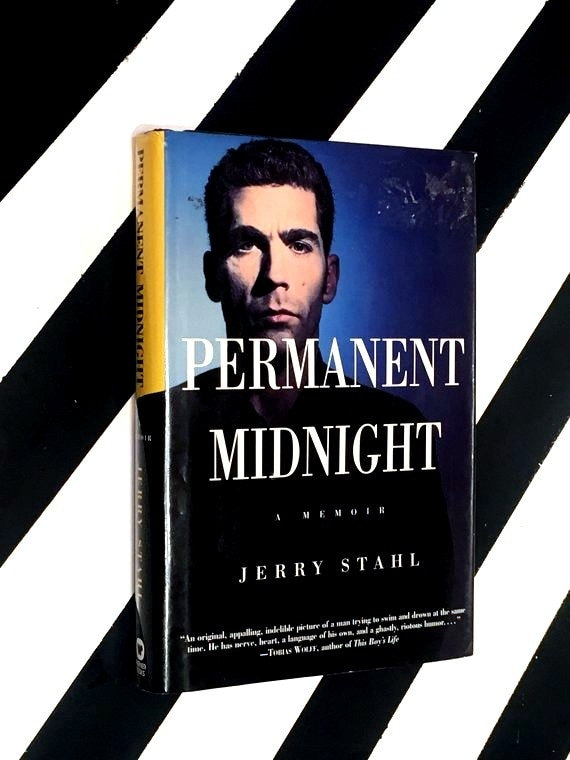 Permanent Midnight: A Memoir by Jerry Stahl (1995) hardcover book