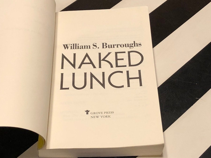 The Dirtiest Parts of Naked Lunch, for Your Record