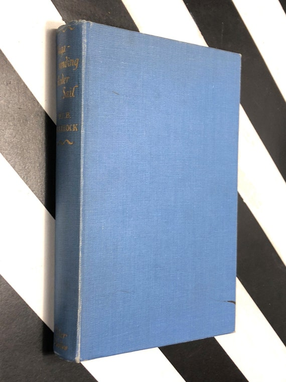 Vagabonding Under Sail by W.I.B. Crealock (1952) first edition book