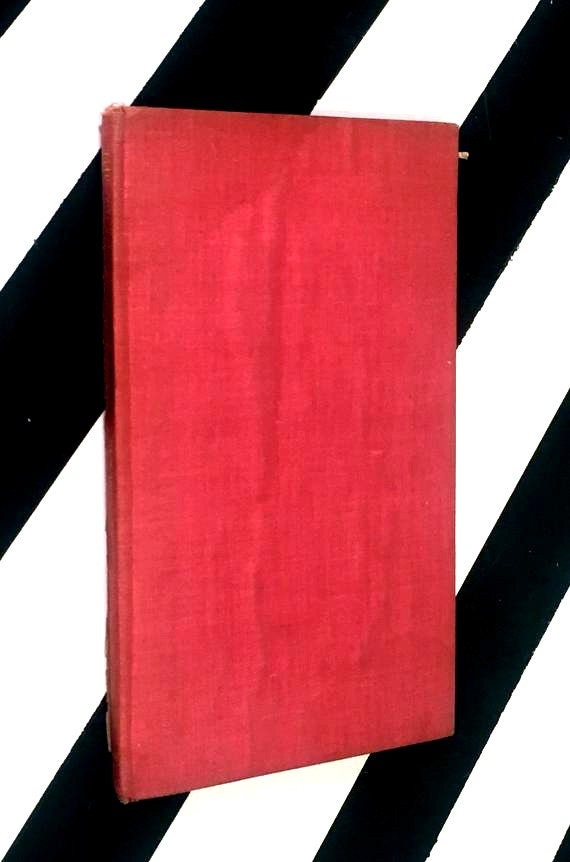 The Hunting of the Snark: An Agony in Eight Fits by Lewis Carroll (1941) hardcover book