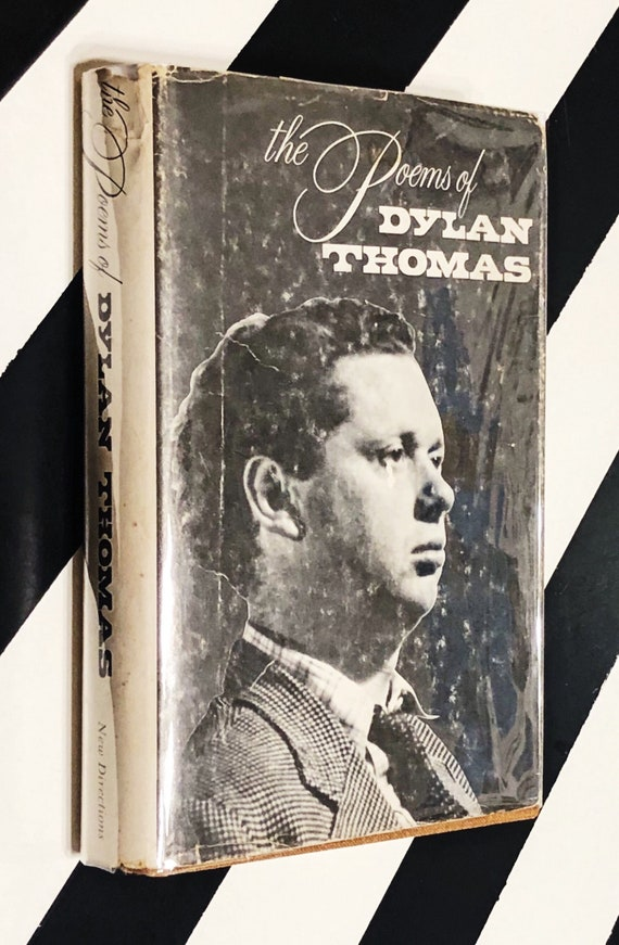 The Poems of Dylan Thomas Edited with Introduction and Notes by Daniel Jones (1967) hardcover book