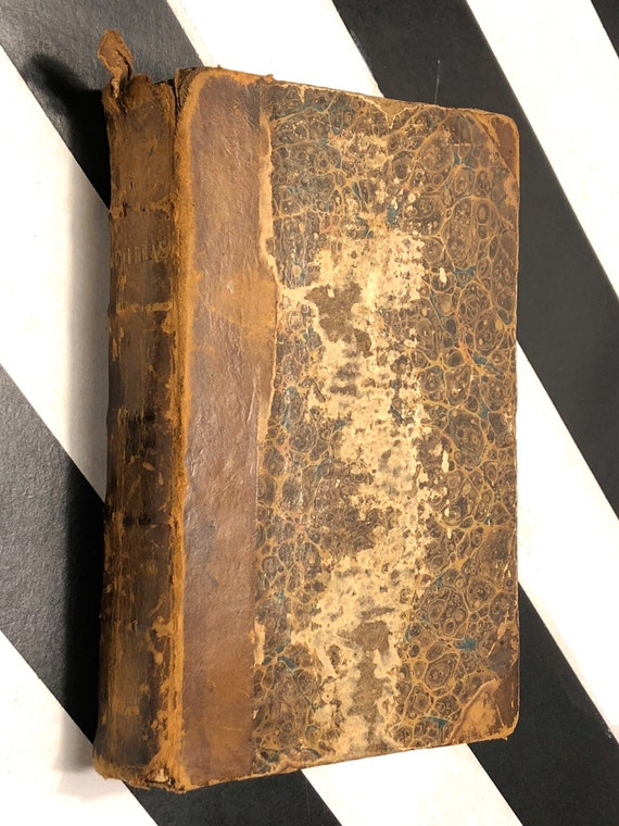 Hudibras, the second part and third part by Samuel Butler (1689) hardcover book