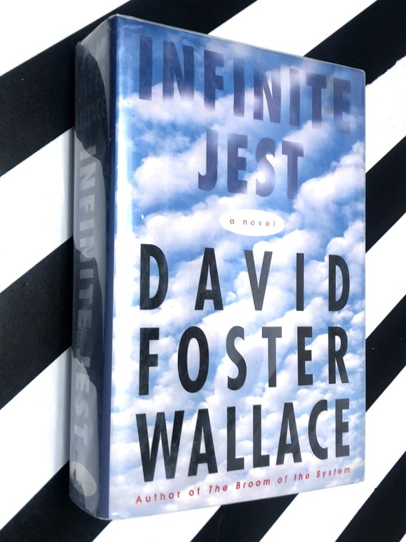Infinite Jest by David Foster Wallace (1996) hardcover book