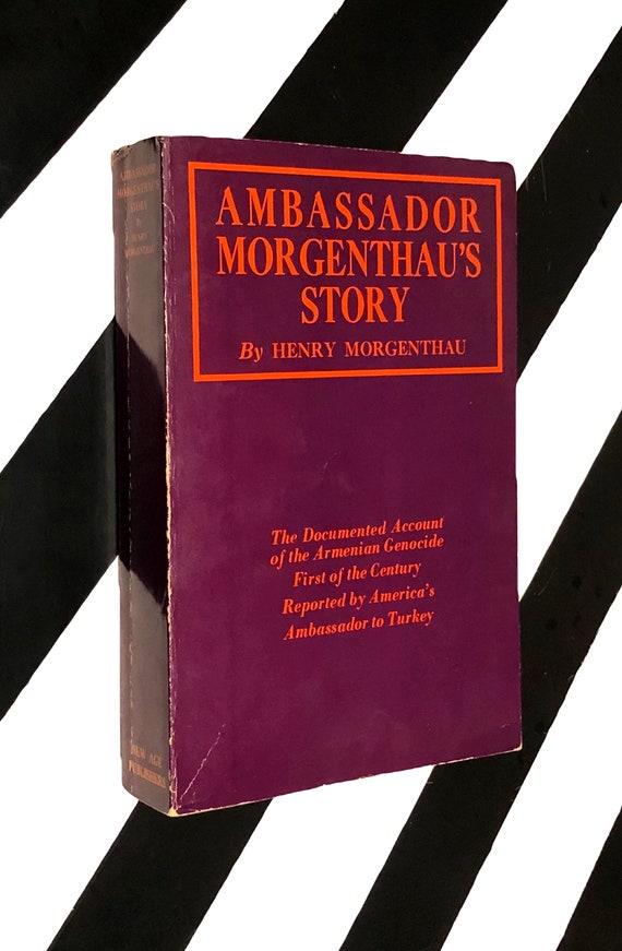Ambassador Morgenthau's Story by Henry Morgenthau (1965) softcover book