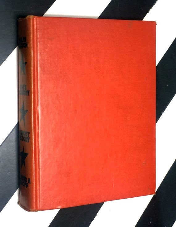 God's Country: A Short History by Ralph Barton (1929) hardcover book