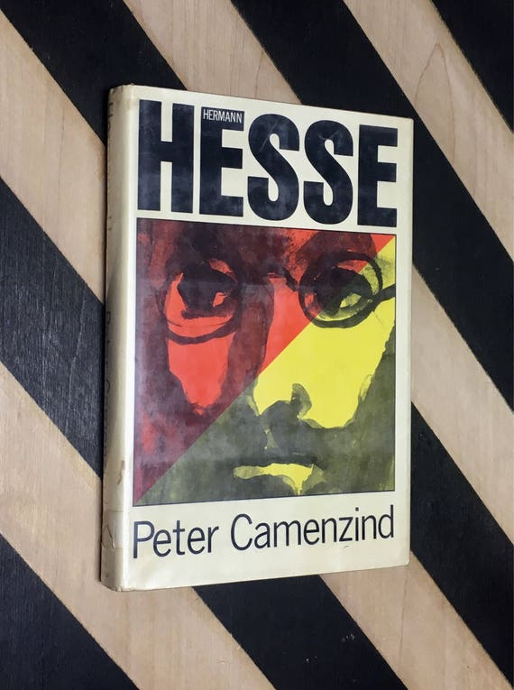 Hermann Hesse by Peter Camenzind translated by Michael Roloff (1969) hardcover book