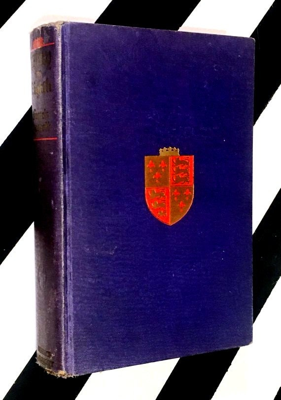 Henry the Eighth by Francis Hackett (1929) hardcover book