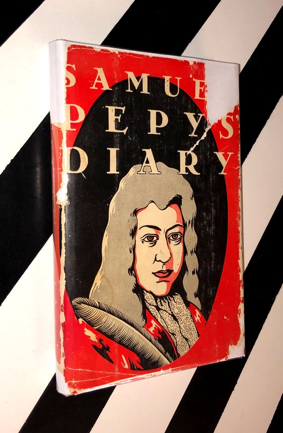 Samuel Pepys' Diary edited and arranged by Willis L. Parker (1932) hardcover book