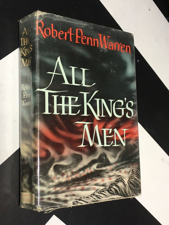 All the King's Men by Robert Penn Warren rare vintage classic novel (Hardcover)