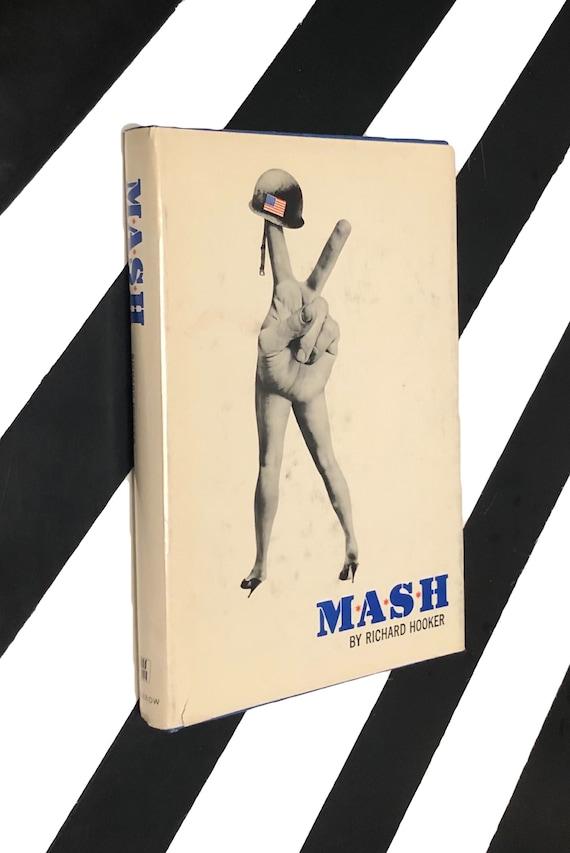 MASH by Richard Hooker (1968) hardcover book