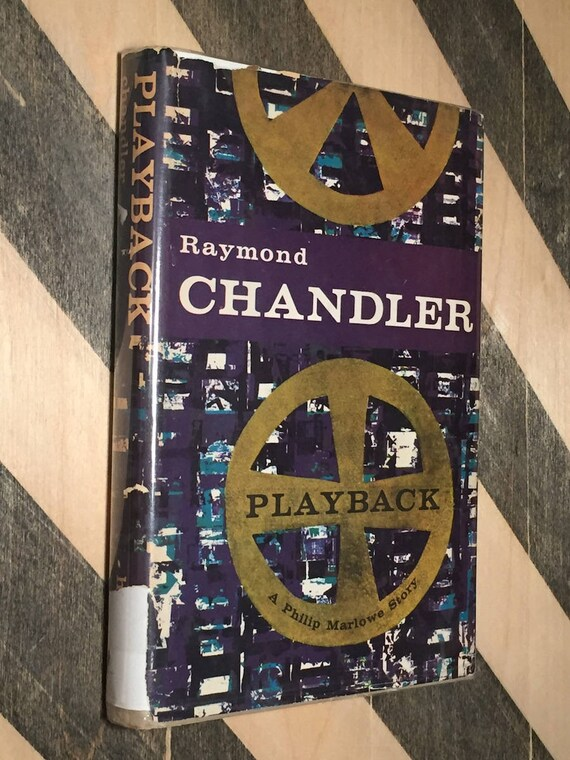 Playback by Raymond Chandler  (hardcover book)