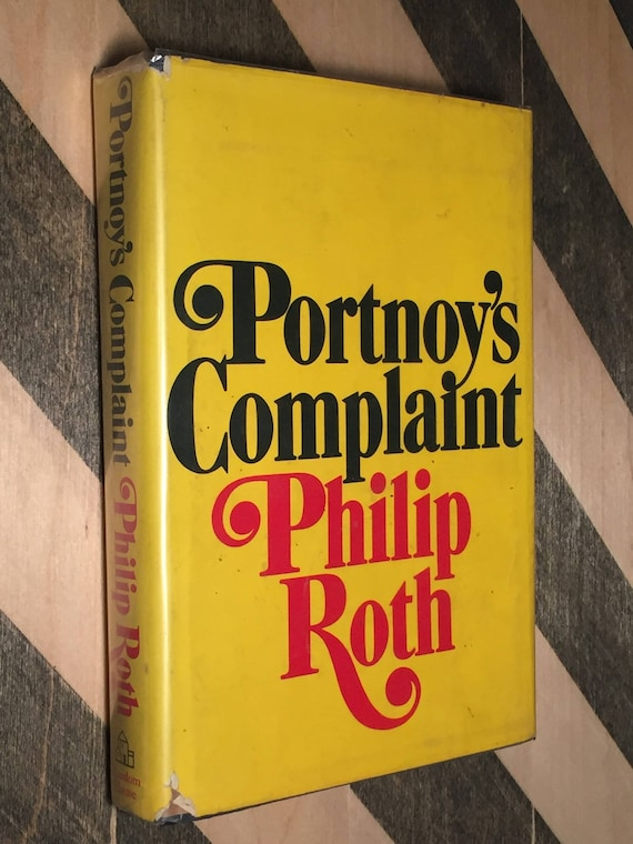 Portnoy's Complaint by Philip Roth (1969) hardcover first edition