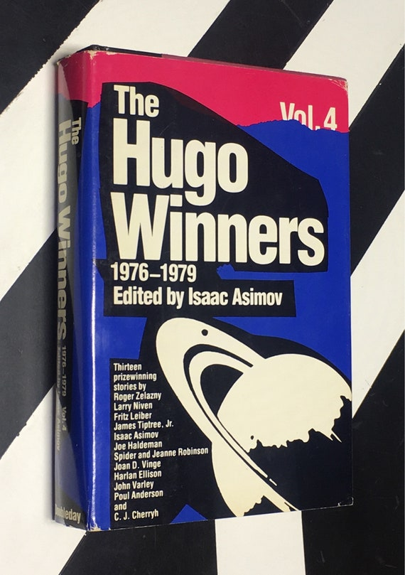 The Hugo Winners Vol. 4 1976-1979 Edited by Isaac Asimov (1985) hardcover book