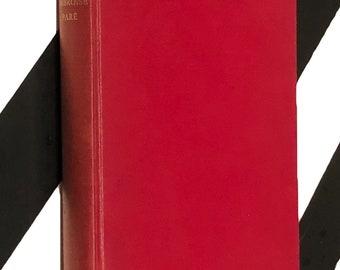 The Apologie and Treatise of Ambroise Pare edited by Geoffrey Keynes (1952) hardcover book