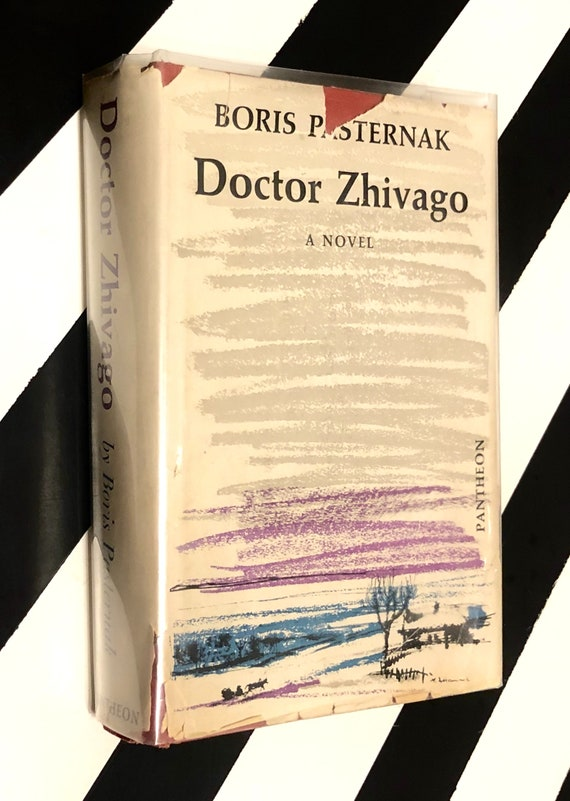 Doctor Zhivago by Boris Pasternak (1958) harcover book