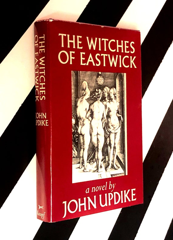 The Witches of Eastwick by John Updike (1984) hardcover book