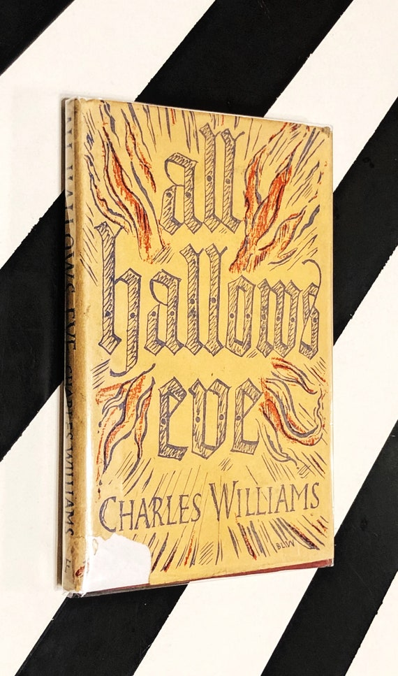 All Hallows' Eve by Charles Williams (1945) hardcover book