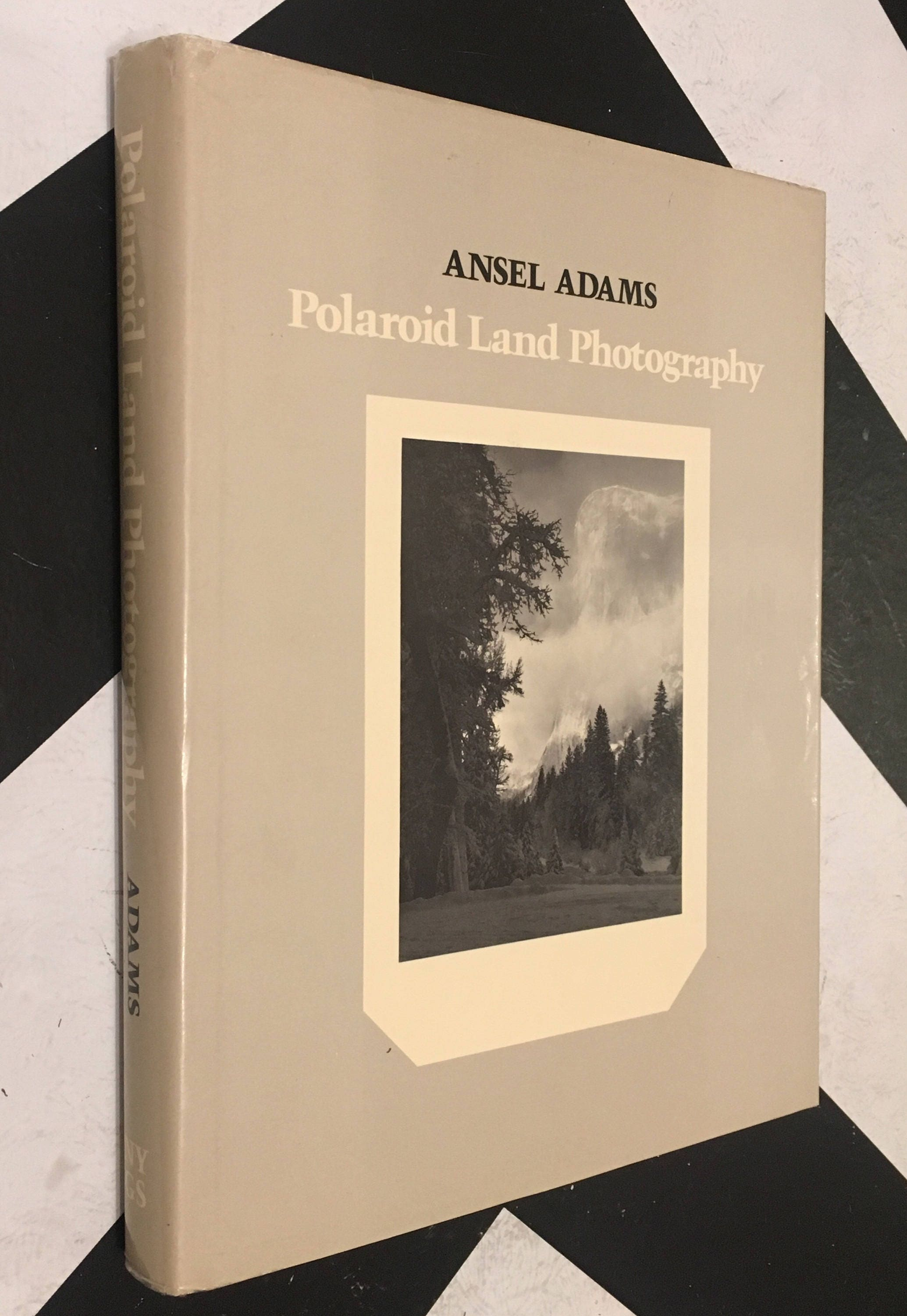 Polaroid Land Photography By Ansel Adams With The