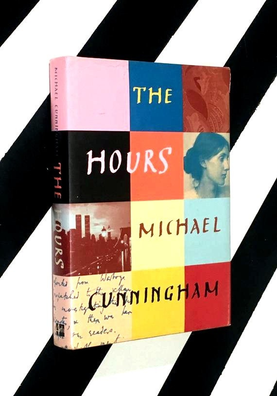 The Hours by Michael Cunningham (1999) hardcover first British edition