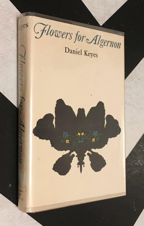 Flowers for Algernon by Daniel Keyes (1966) hardcover