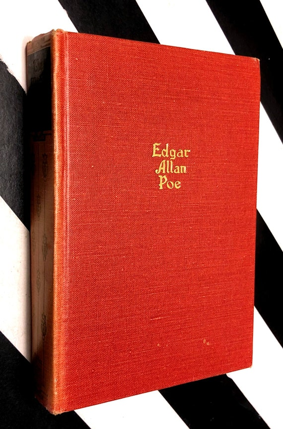 The Works of Edgar Allen Poe (1927) hardcover book