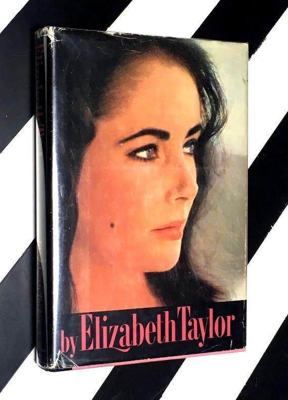 Elizabeth Taylor: An Informal Memoir by Elizabeth Taylor (1965) hardcover book