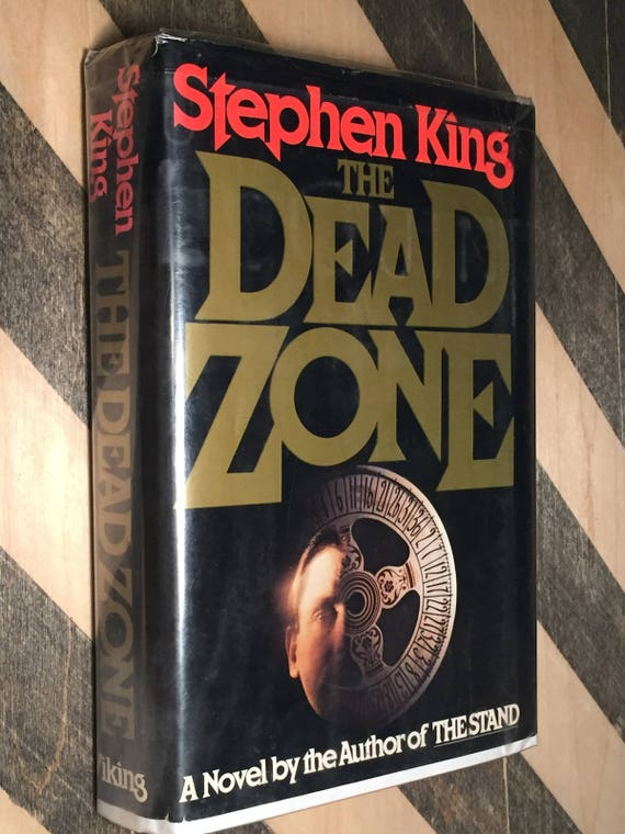 The Dead Zone by Stephen King (1979) hardcover