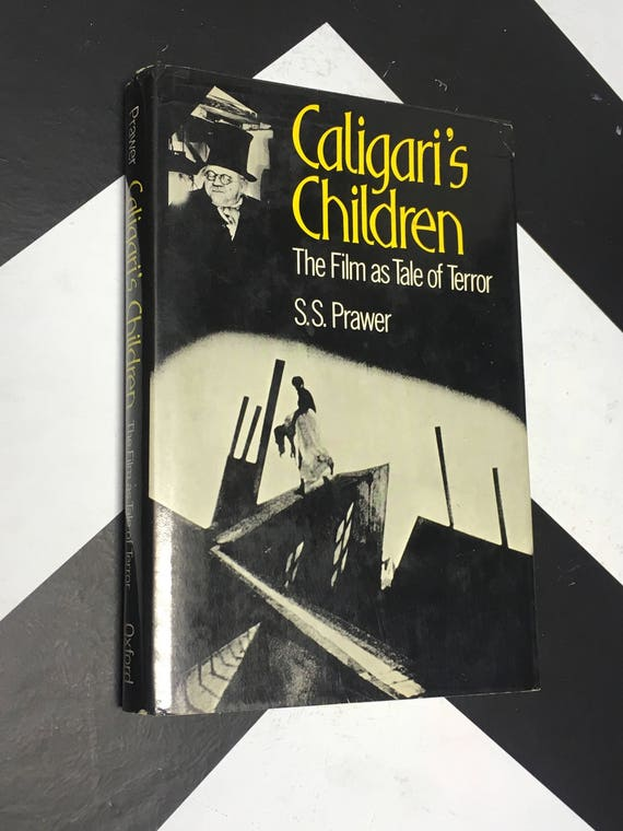 Caligari's Children: The Film As Talel of Terror by S. D. Prawer (Hardcover, 1980)