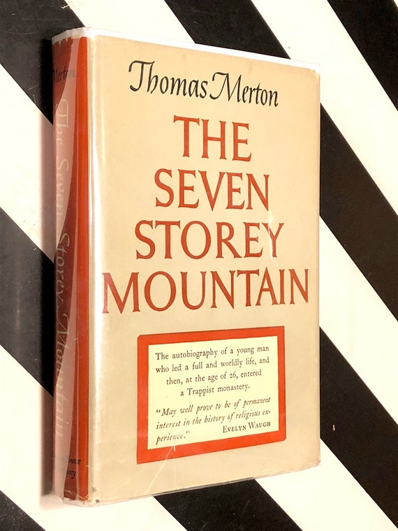 The Seven Storey Mountain by Thomas Merton (1948) hardcover book