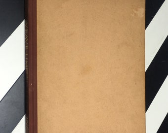 Linweave Limited Editions; Foreword by Frederick Allen Williams (1934) hardcover book