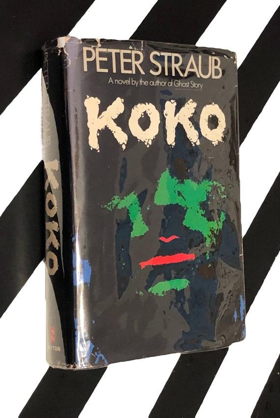 Koko by Peter Sraub (1988) hardcover book