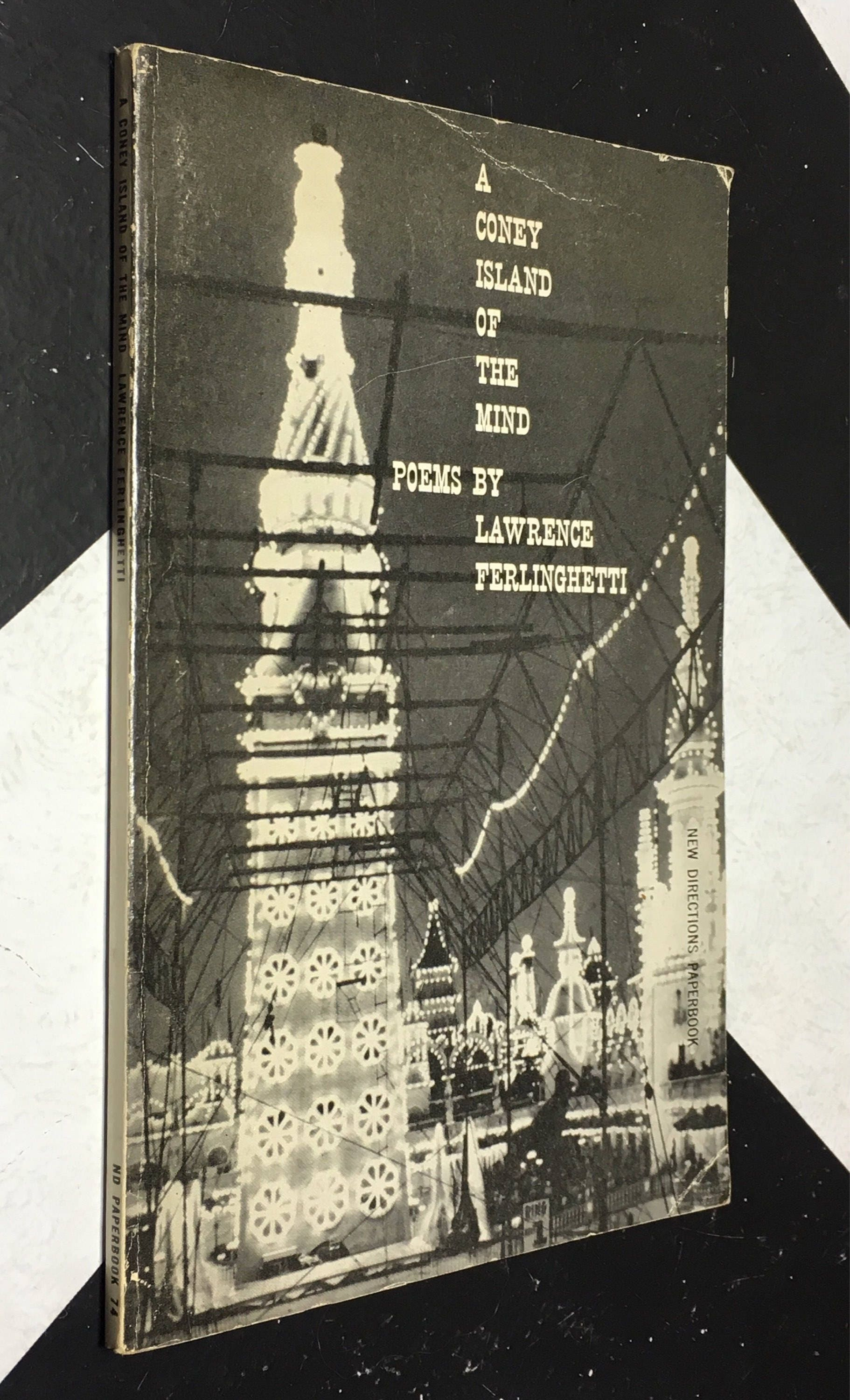 A Coney Island Of The Mind Poems By Lawrence Ferlinghetti