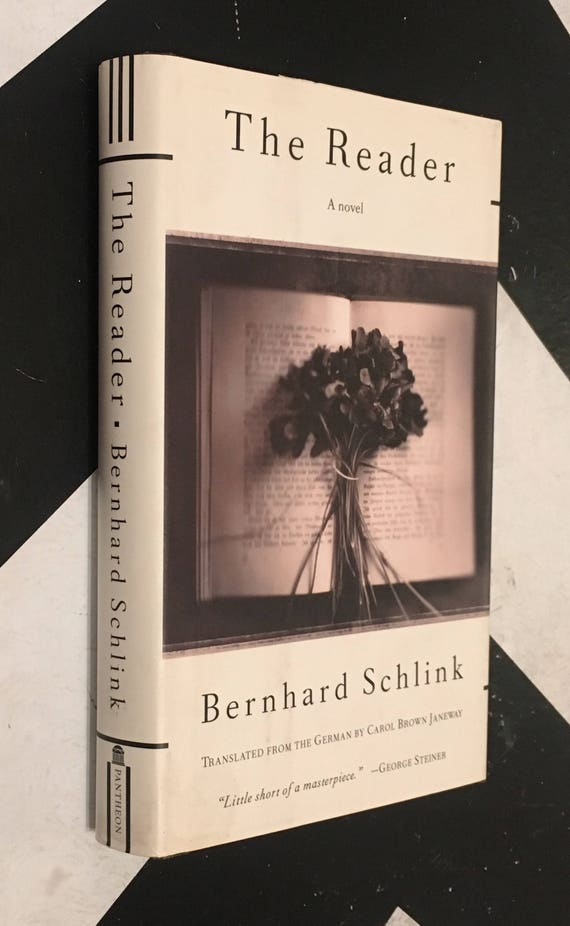 The Reader: A Novel by Bernhard Sclink - Translated from the German by Carol Brown Janeway (Hardcover, 1997) vintage book