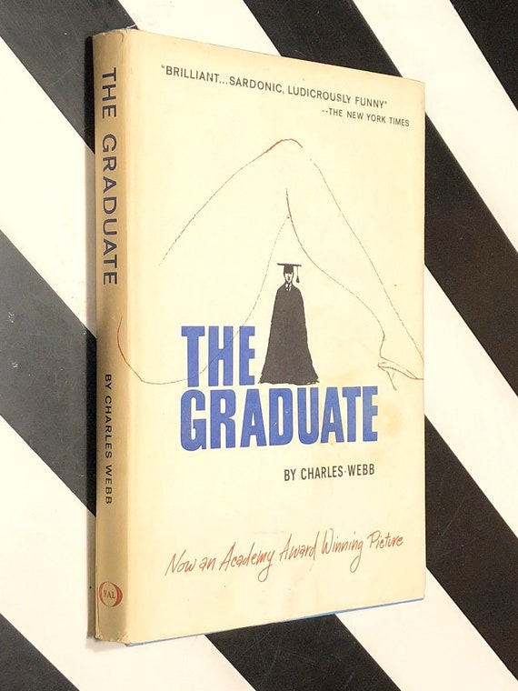 the graduate by charles webb 1963 hardcover book etsy