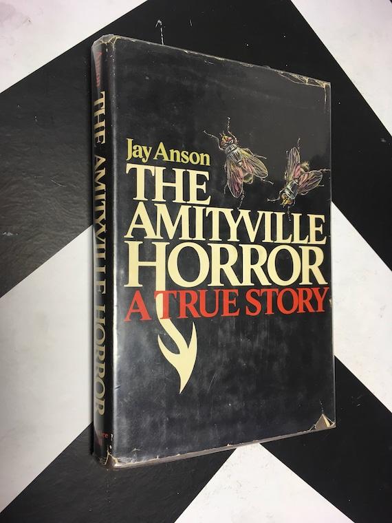 The Amityville Horror by Jay Anson (Hardcover, 1977)