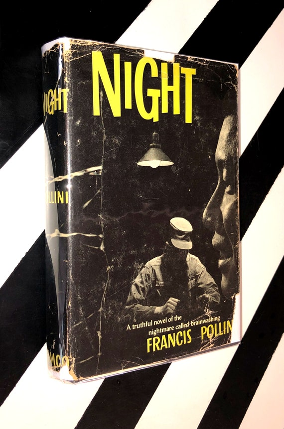 Night by Francis Pollini (1961) hardcover book