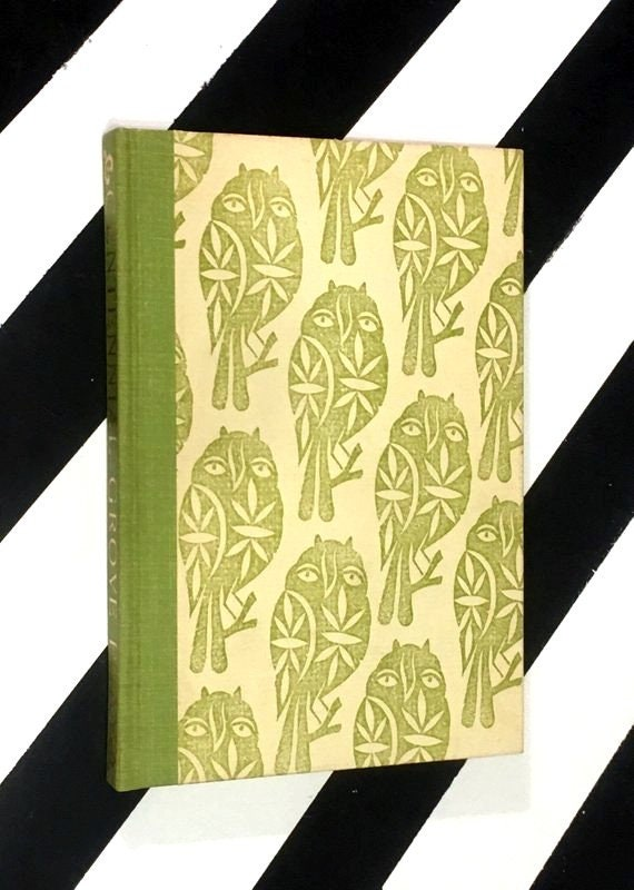 The Centennial Grove Play by Robert England (1972) hardcover book