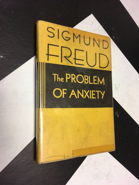 The Problem of Anxiety by Sigmund Freud (Hardcover, 1936)