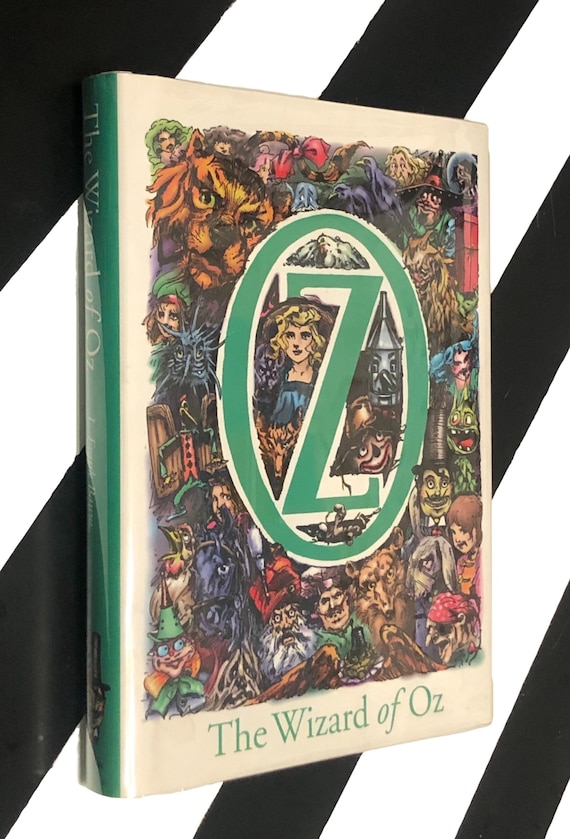 The Wizard of Oz by L. Frank Baum (no date) hardcover book