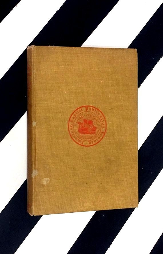 New England's Struggle for Religious Liberty by Rev. David B. Ford (1896) hardcover book