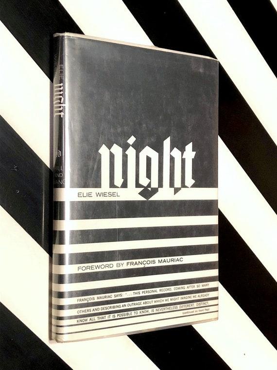 Nacht Door Hardcover Boek Van Elie Wiesel 1960
