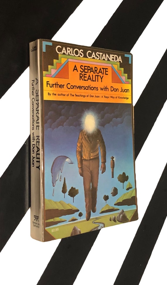 A Separate Reality: Further Conversations with Don Juan (1971) softcover book