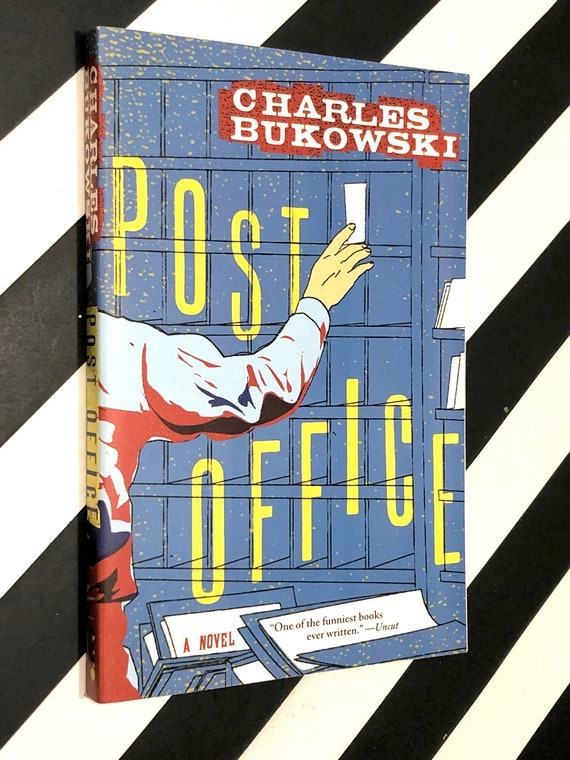 Post Office by Charles Bukowski (1971) trade paperback book