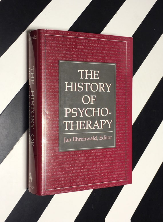 The History of Psychotherapy Edited by Jan Ehrenwald, M.D. (1991) hardcover book