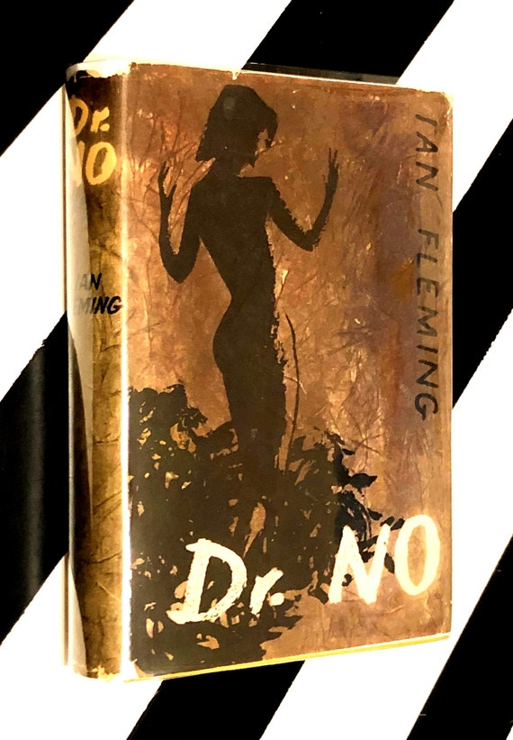 Dr. No by Ian Fleming (1958) hardcover book