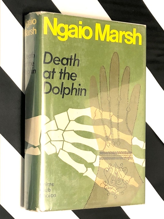 Death at the Dolphin by Ngaio Marsh (1967) first edition book
